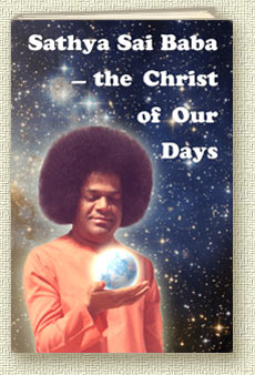 Book Sathya Sai Baba � the Christ of Our Days